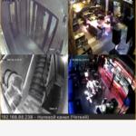 Монтаж СКС и системы видеонаблюдения в Караоке баре г. Москва